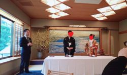 京都市 結婚相談所 挙式をしました